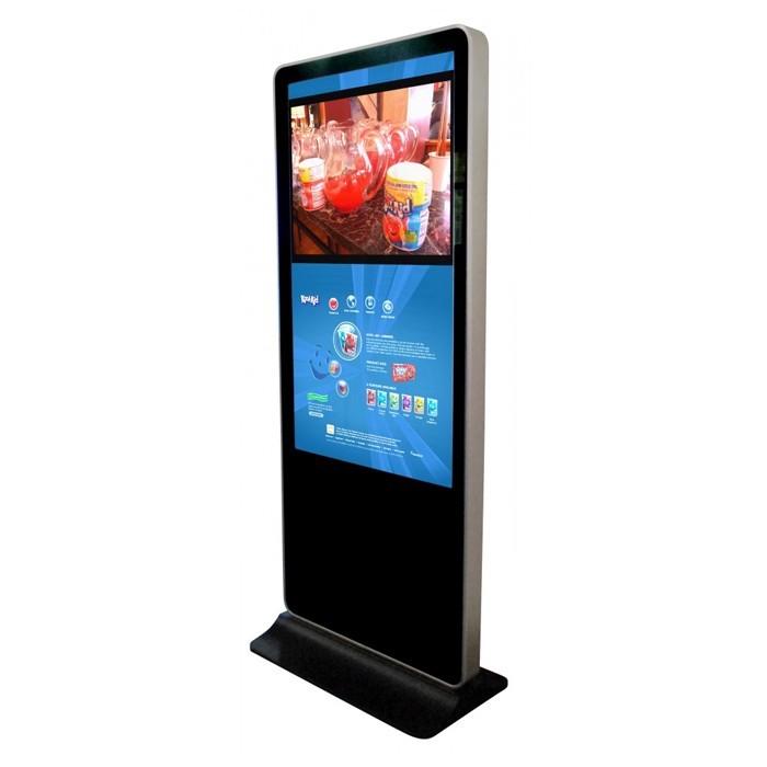 PlentiMedia 40 Zoll LCD Kiosk StandDisplay Media Player Unique Multimedia Display Stands